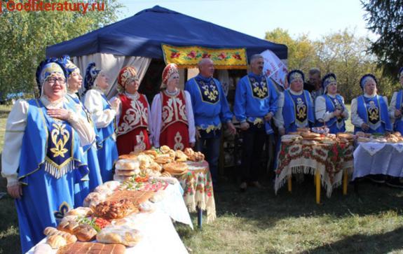 В селе Аксакове прошел фестиваль