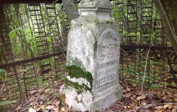 В Нижнем Новгороде обнаружена могила писателя Марка Криницкого