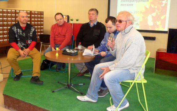 Статья о литературном фестивале в Тольятти