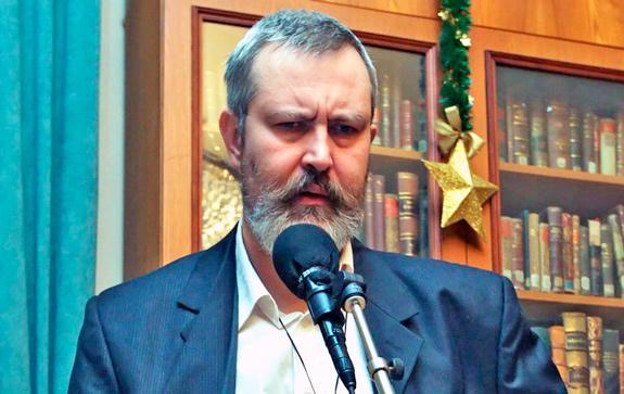 Алексей Вардамос об Олеге Павлове