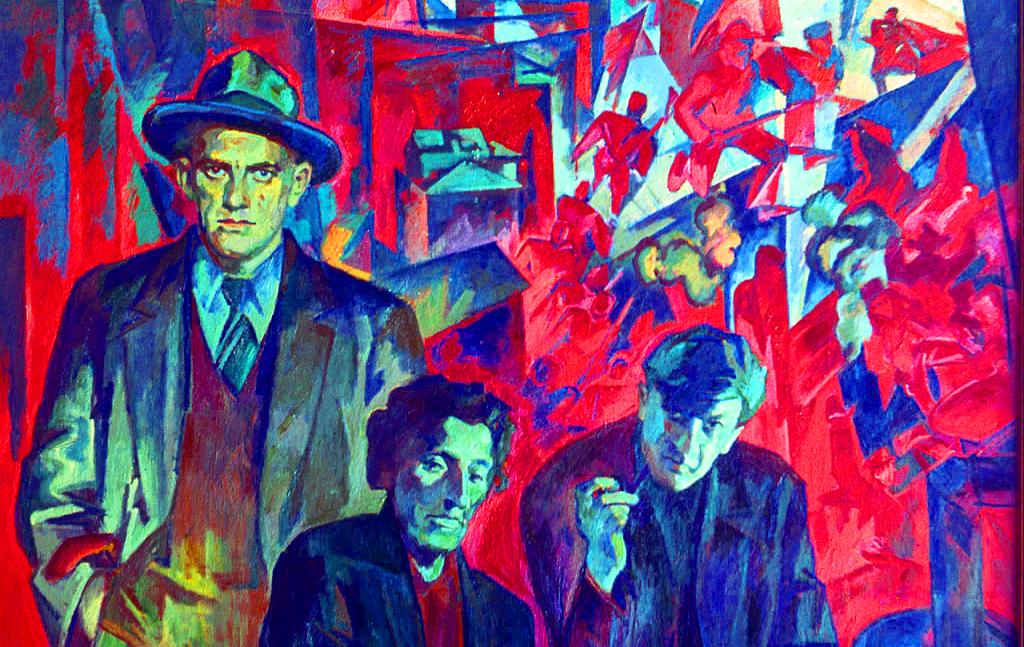 события 7-8 ноября 1917 года – революцией, захватом власти, переворотом или просто штурмом Зимнего – одно остаётся неизменным: это событие воспевали в стихах на протяжении нескольких десятилетий