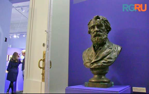Выставка-Тургенева-в-доме-Остроухова