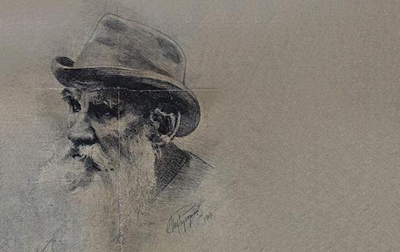 Уход Льва Толстого в прессе