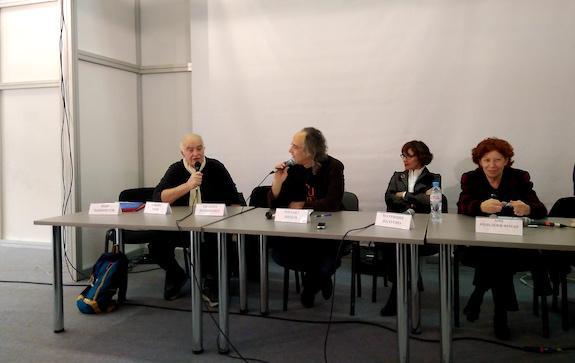 Встреча с переводчками на нон-фикшн
