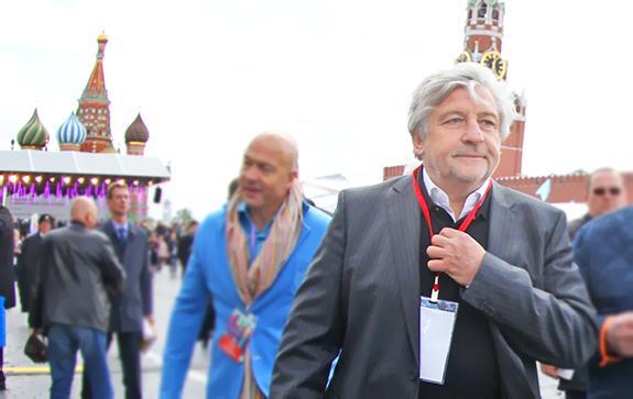 10 декабря отмечает 60-летие Владимир Григорьев, ответственный за бòльшую часть государственных инициатив в области поддержки литературы последних двадцати лет