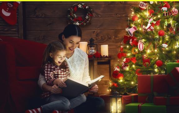 Статья о детских книгах в подарок на Новый год
