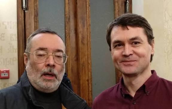 Андрей Лях и Шамиль Идиатуллин