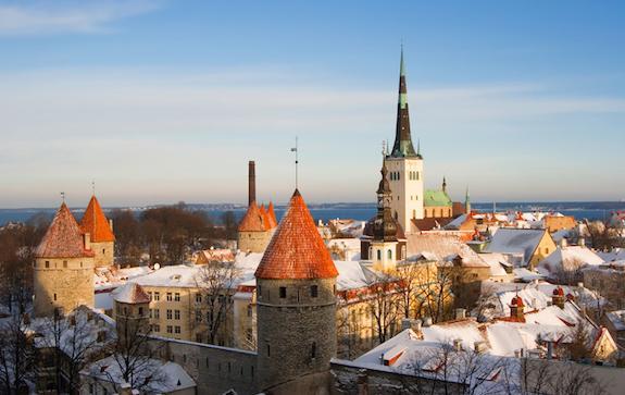Tallinn тотальный диктант