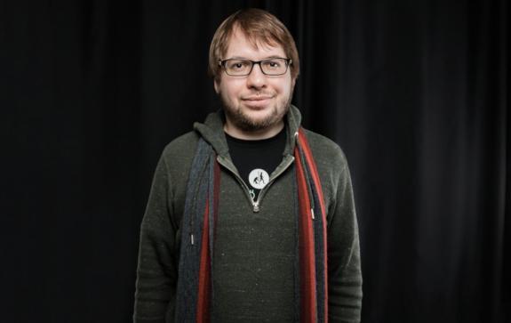 Интервью с Александром Панчиным