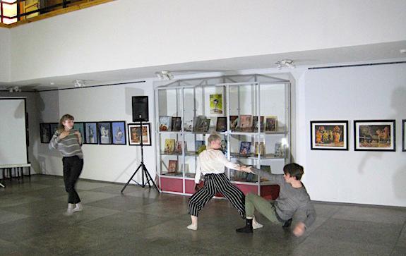 Библионочь в Архангельске
