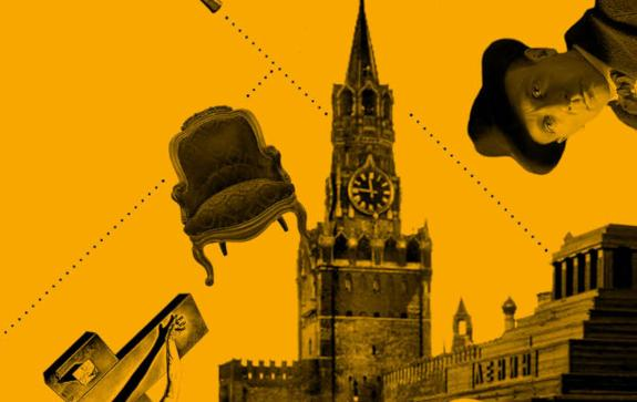 Рецензия на книгу Курцио Малапарте «Бал в кремле»