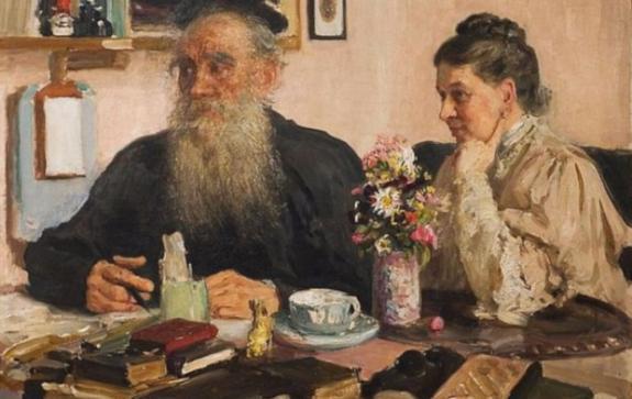 Статья Басинского о выставке на Пятницкой, посвященной Софье Толстой