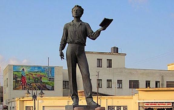 в эфиопии появится новый памятник пушкину
