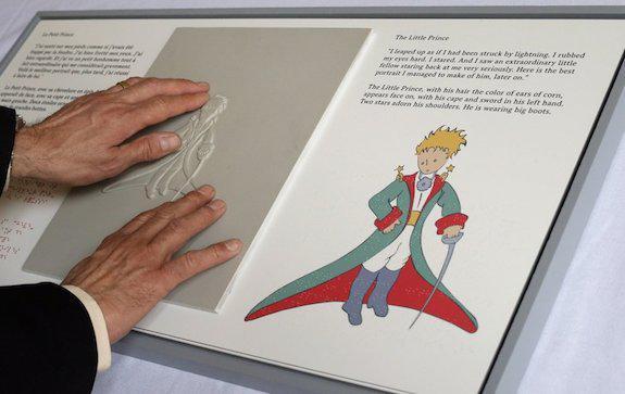 Найдены рисунки к маленькому принцу