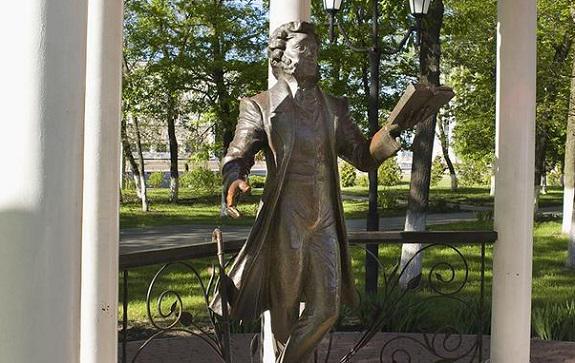 Что общего у Пушкина с Белгородской областью?