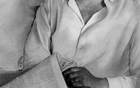 Поэт называл Крым «копией древнего рая» и неоднократно бывал на полуострове. Там он не только читал стихи и писал киносценарии, но и посещал редакции крымских газет