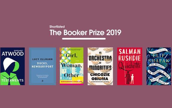 Опубликован шорт-лист Букеровской премии 2019
