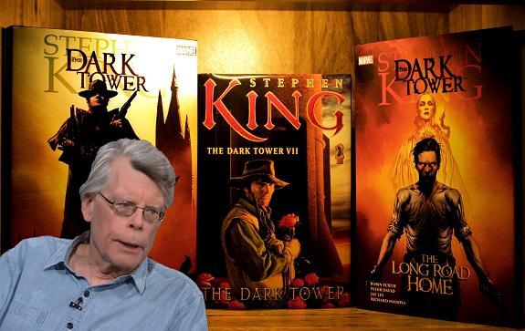Темная башня» Стивена Кинга и жизнь за ее пределами - Год Литературы
