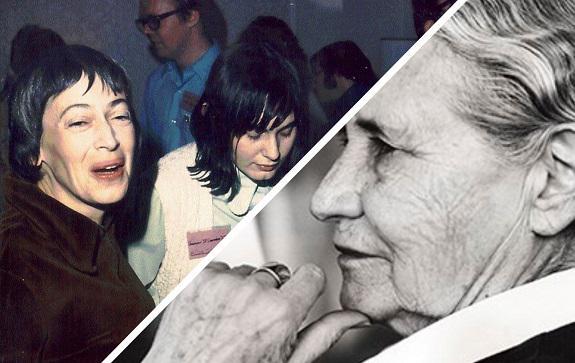 22 октября исполняется 100 лет со дня рождения Дорис Лессинг, 21 октября исполнилось бы 90 лет Урсуле Ле Гуин. Обе дамы не дожили до этих юбилеев совсем немного - но объединяет их не только это