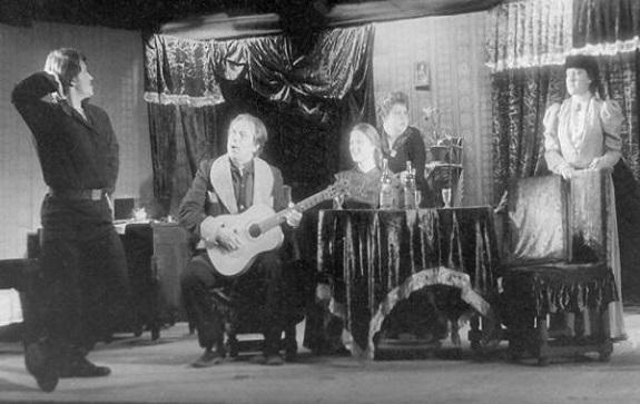 Было время, в Старой Руссе ставили «Мещан» в присутствии автора пьесы