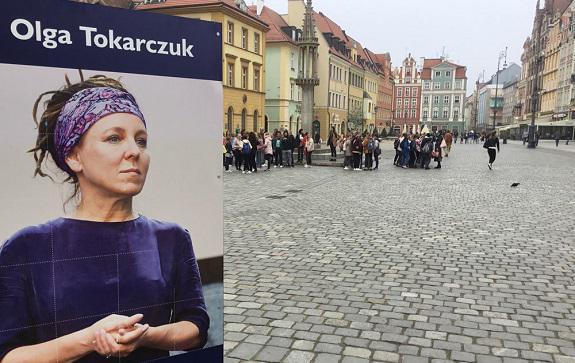 Интервью с лауреатом Нобелевской премии по литературе Ольгой Токарчук: о ней самой, ее книгах и жизни в движении