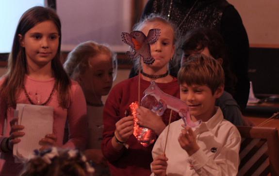 О празднике билингвизма, завершившем второй сезон международного конкурса перевода для детей-билингвов 'Культурный мост: русский - итальянский'.