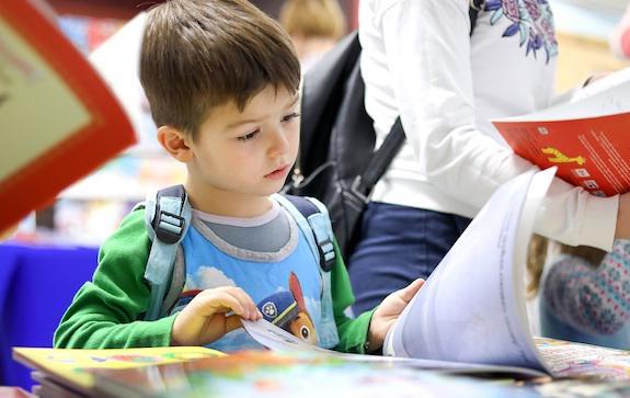 Фестиваль детской книги в РГДБ