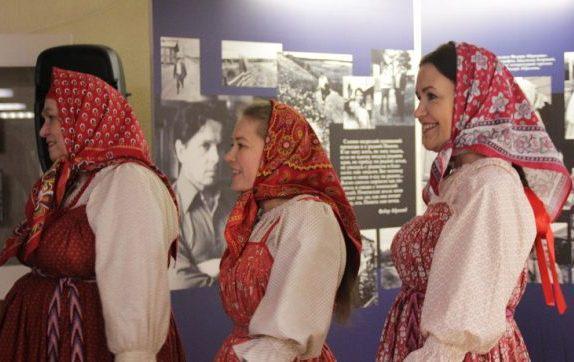 В Архангельске открылись две выставки к столетию Фёдора Абрамова