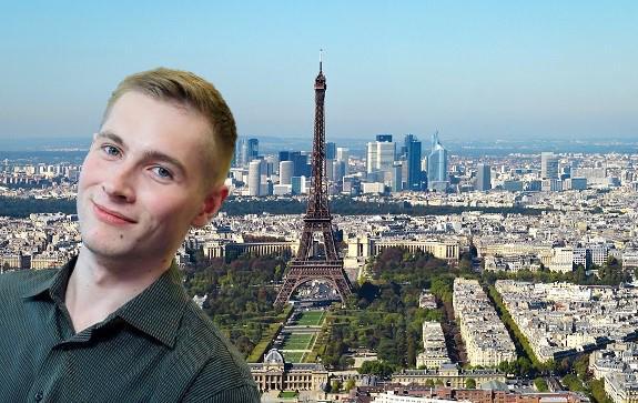 Молодой писатель Булат Ханов слетал в Париж на Дни русской книги и рассказал нам о своих впечатлениях: литературных и не очень