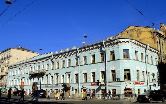 Музей-квартира Некрасова