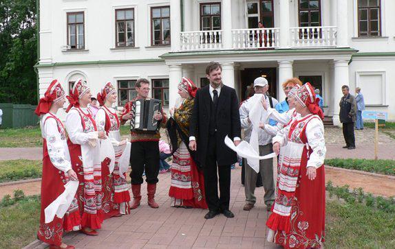 Некрасовский праздник поэзии в Карабихе