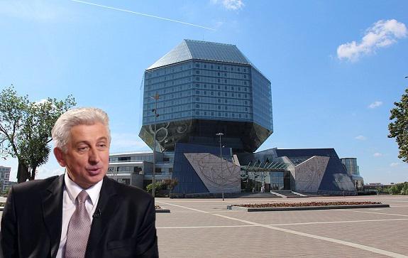 Директор Национальной библиотеки Беларуси — о том, как НББ пережила Великую отечественную, какой библиотека стала сейчас и почему она не боится идти в ногу со временем