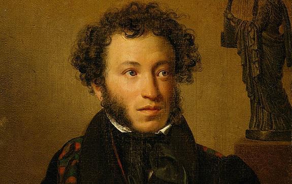 Пушкин /  Орест Кипренский Портрет А. С. Пушкина. 1827