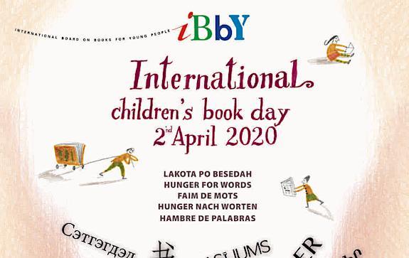международный день детской книги в онлайне