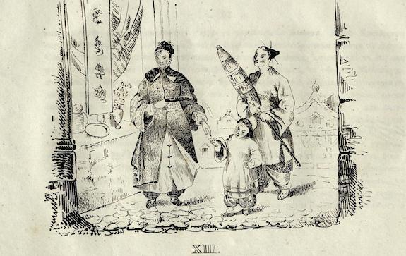 тест о китайцах