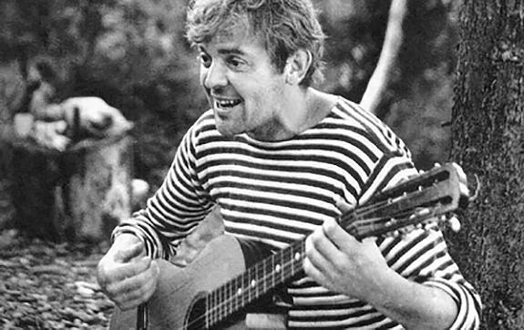 Юрий Коваль. Река Вишера 1975 год Фото В.Ускова