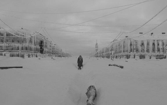 Фильм 'Блокадный дневник': глазами Ольги Берггольц