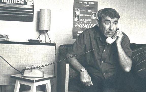 26 мая 1908 года родился драматург Алексей Николаевич Арбузов