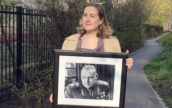 воспоминания семей маршалов Победы