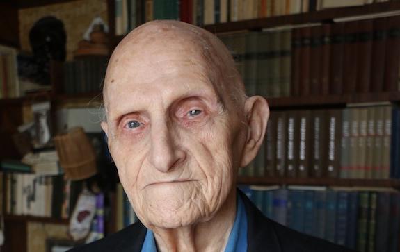 Евгений Войскунский умер в возрасте 98 лет