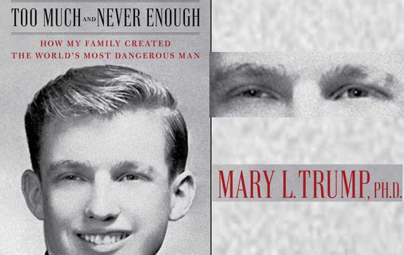 мемуары племянницы трампа побили рекорды продаж