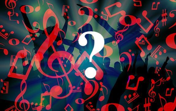 тест что вы знаете о современной музыке