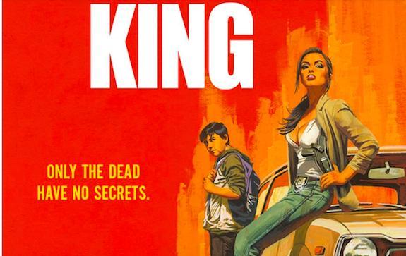 новый роман Стивена Кинга