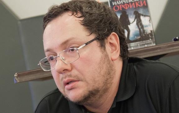Интервью с финалистом 'Большой книги' Александром Иличевским: 'Бессмертие возможно, но зачем оно нужно?'