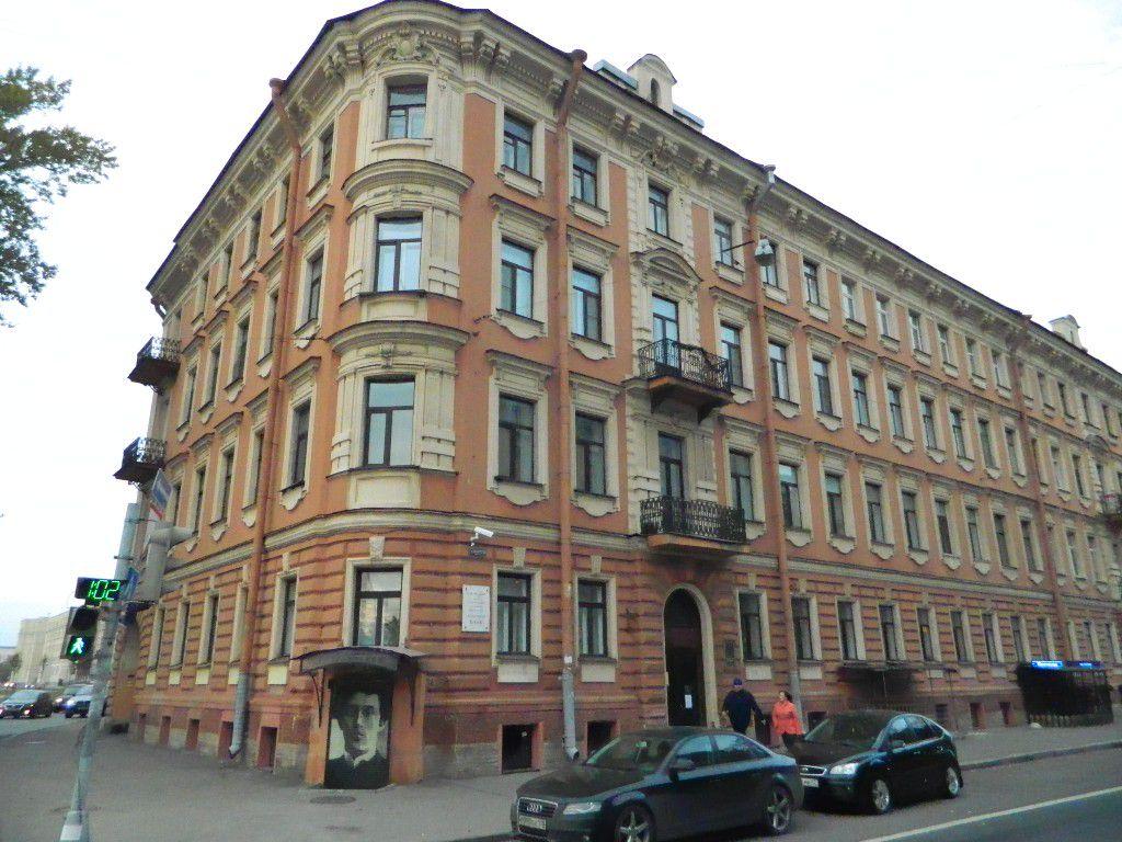 Музей-квартира Александра Блока в Санкт-Петербурге / ru.wikipedia.org