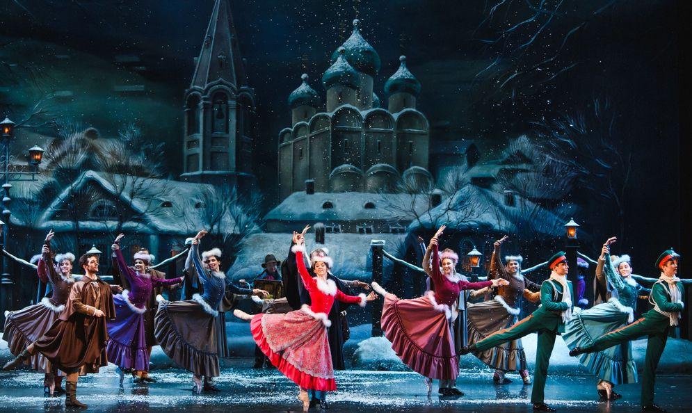 Фото: Пермский театр оперы и балета им. П. И. Чайковского