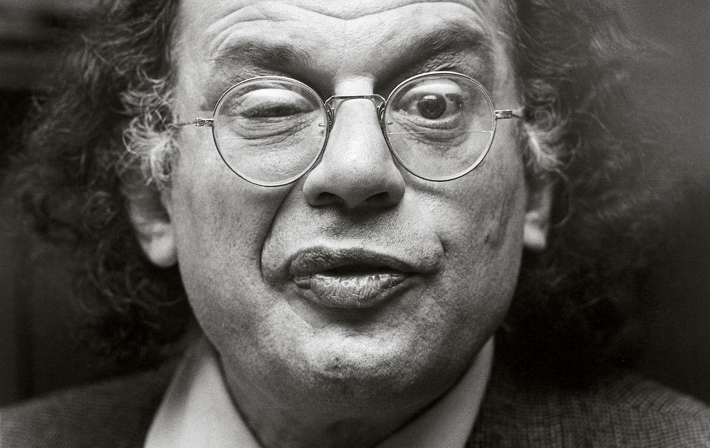 Аллен Гинзберг, 1979 / Michiel Hendryckx, commons.wikimedia.org