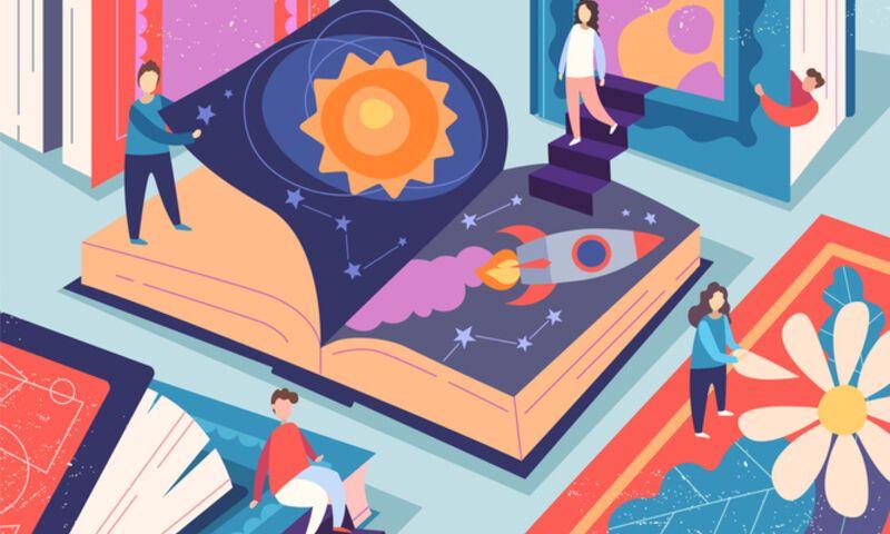 Более 40 значимых научно-популярных книг выложены в открытый доступ - Год  Литературы