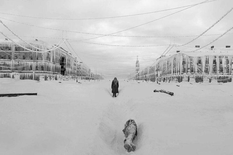 Кадр из фильма «Блокадный дневник» Андрея Зайцева / kinopoisk.ru