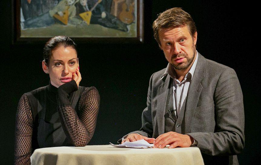Санкт-Петербургский Театр имени Ленсовета выпустил спектакль «Бунин. Он, она…» / пресс-служба театра